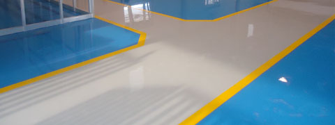 Solvent less Floor Coating